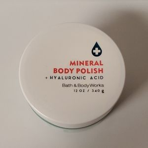 SOLD - B&BW Waters Mineral Body Polish